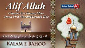 Kalam e Bahoo | Alif Allah Chambe Dee Bootee Mere | 22