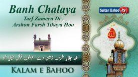 Kalam e Bahoo | Banh Chalaya Tarf Zameen De, Arshon Farsh Tikaya Hoo | 30