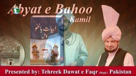 Kalam e Bahoo  |  Ishq Asanu Lisyaan Jaata | (131/201)