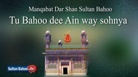 Manqabat:Tu Bahoo dee Ain Way Sohnya Darshan Sultan ul Ashiqeen