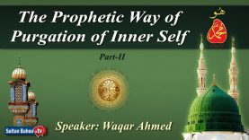 The Prophetic Way of Purgation of Inner Self Part-2