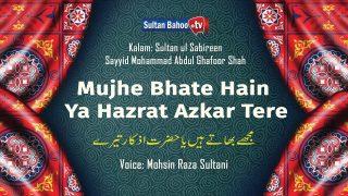 Kalam Pir Abdul Ghafoor Shah | Mujhe Bhate Hain Ya Hazrat Azkar Tere