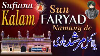 Sun Faryad Namany De Sufiana Kalam Pir Bahadur Ali Shah